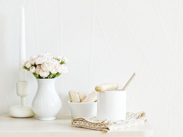 Auf der Mammilade|n-Seite des Lebens | Lifestyle Blog | Nelken | Spraynelken | Löffelbiskuit | Blumen