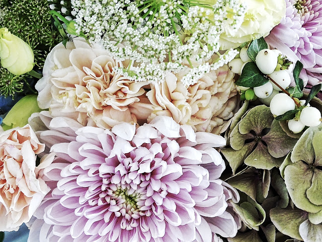Auf der Mammilade|n-Seite des Lebens | Lifestyle-Blog | Herbst | Herbstblumen | Blumen
