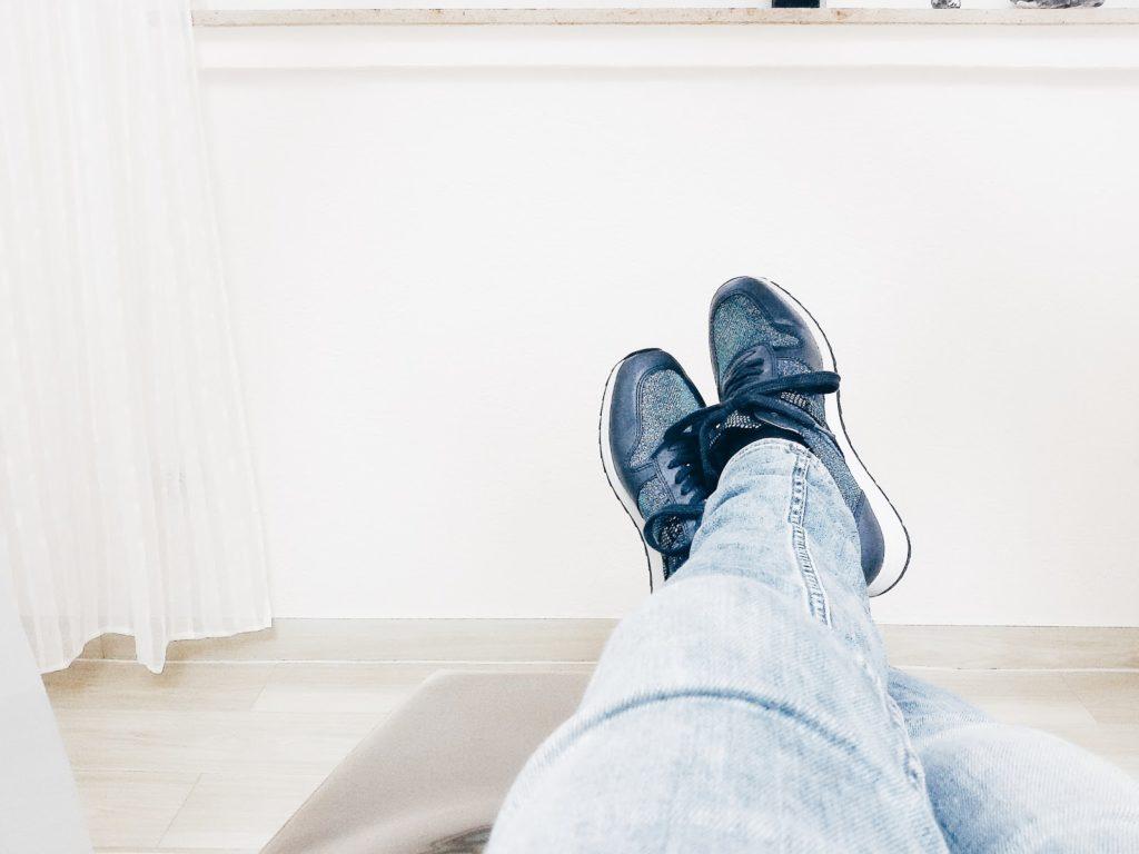 Auf der Mammilade|n-Seite des Lebens | Personal Lifestyle Blog | Einblicke ins Familienleben | 12von12 | Schuhe | Outfit