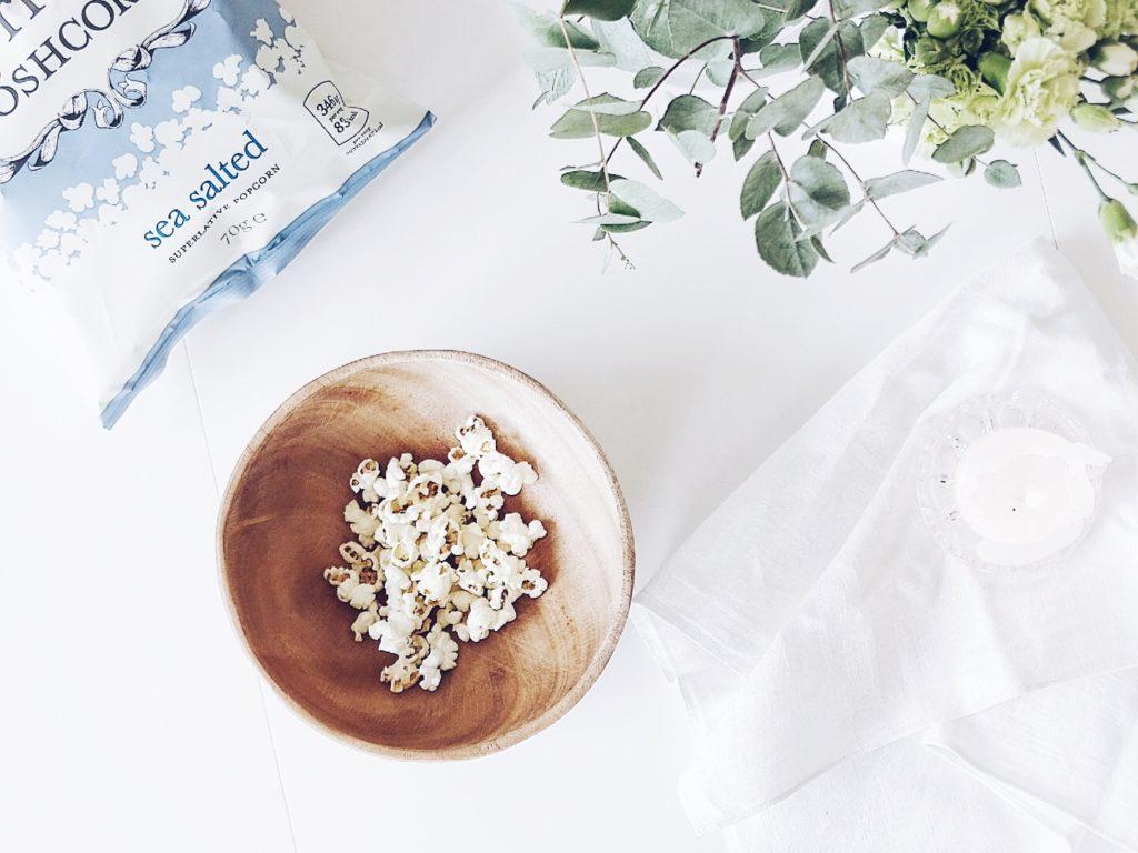 Auf der Mammilade|n-Seite des Lebens | Personal Lifestyle Blog | Einblicke ins Familienleben | 12von12 | Popcorn | Poshcorn | Snack | Eukalyptus