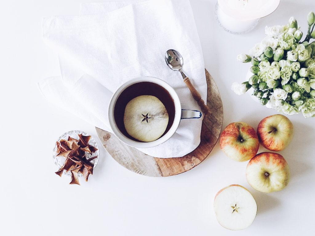 Auf der Mammilade|n-Seite des Lebens - Personal Lifestyle Blog - Herbst - Winter - Rezept - Apfeltee - Herbstfarben