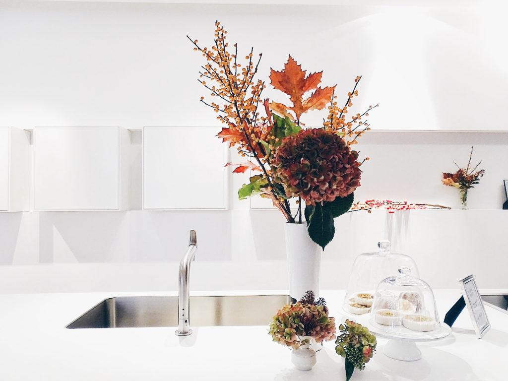 Auf der Mammilade|n-Seite des Lebens - Personal Lifestyle Blog - Herbst - Winter - Rezept - Teatime - Teezeit - SoLebIch-Treffen Koeln - Herbstblumen - Dahlien - Hortensien