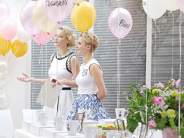 Auf der Mammilade|n-Seite des Lebens | Personal Lifestyle Blog | workshop | sisterMAG loves CEWE | blogger event | candy colors | Ballons | Thea Neubauer | Antonia Sutter