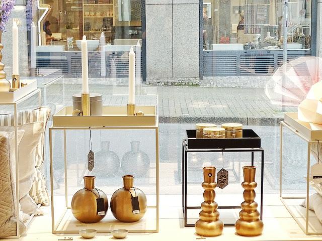 Auf der Mammilade|n-Seite des Lebens | Personal Lifestyle Blog | Shopvorstellung | Interview | Neue Bude Dortmund | Interior | Design | skandinavisches Design | monochrom | modern | Wohninspration | Hay | Hay Tray Table | House Doctor Kerzen und Vasen