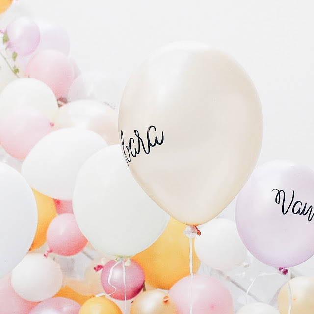 Auf der Mammilade|n-Seite des Lebens | Personal Lifestyle Blog | workshop | sisterMAG loves CEWE | blogger event | candy colors | Ballons