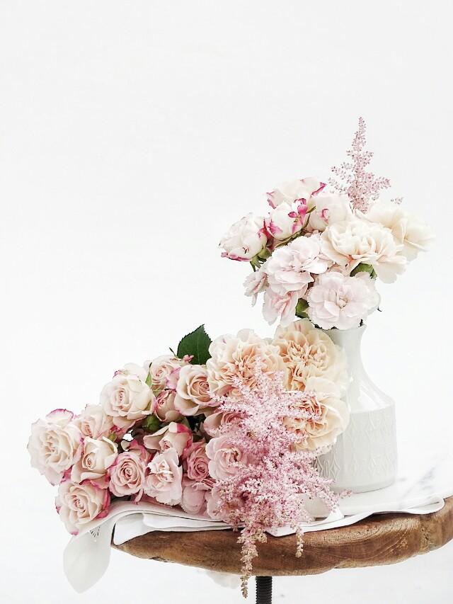 Auf der Mammilade|n-Seite des Lebens | Personal Lifestyle Blog | Kreativ mit Blumen und Pflanzen | Tipps für das Gestalten und Fotografieren von Stillleben | Blumen | Rosen | Nelken