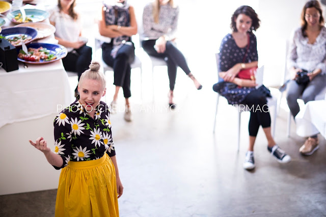 Auf der Mammilade|n-Seite des Lebens | Personal Lifestyle Blog | workshop | sisterMAG loves CEWE | blogger event | candy colors | Fotostudio | Studiolichtstraße | Köln | Brittany Murphy | Vortrag