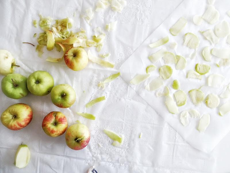 Auf der Mammilade|n-Seite des Lebens | Personal Lifestyle Blog | 5 Lieblinge und Inspirationen der Woche | Rezept DIY Apfelchips