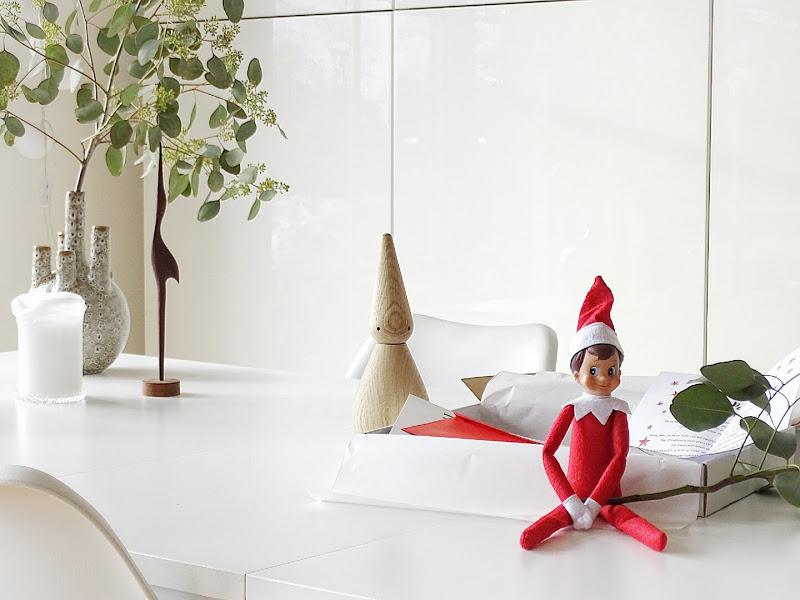 Auf der Mammilade|n-Seite des Lebens | Personal Lifestyle Blog | 5 Lieblinge und Inspirationen der Woche | Eukalyptus | Weihnachtself | Holzwichtel Applicata
