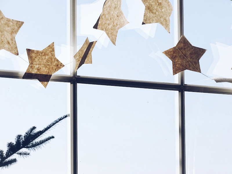 Auf der Mammilade|n-Seite des Lebens | 5 Lieblinge und Inspirationen der Woche #5 | Winter | Weihnachtsdeko | Sternengirlande