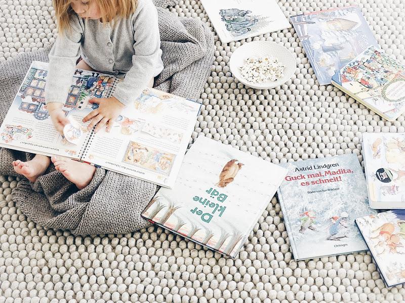 Auf der Mammilade|n-Seite des Lebens | 5 Lieblinge und Inspirationen der Woche #5 | Kinderbücher Weihnachten