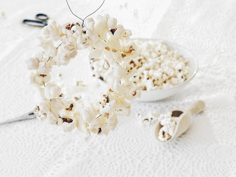 Auf der Mammilade|n-Seite des Lebens | 5 Lieblinge und Inspirationen der Woche #5 | Popcorn | Weihnachtsdeko DIY | Weihnachtsbaumdeko DIY