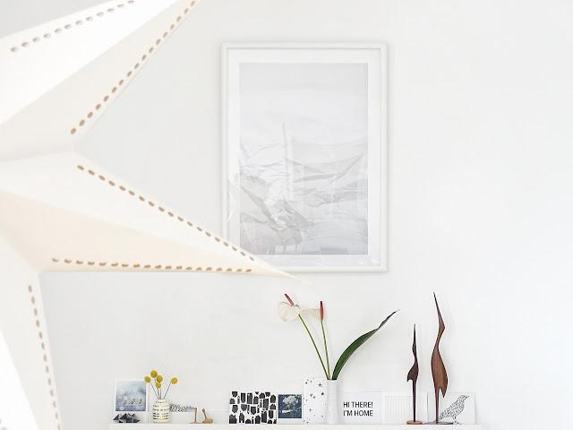Auf der Mammilade|n-Seite des Lebens | Personal Lifestyle Blog | Lieblinge und Inspirationen der Woche | Anthurien rose | Studio Nahili Schneelandschaft Poster | Winter - Advent - Weihnachten