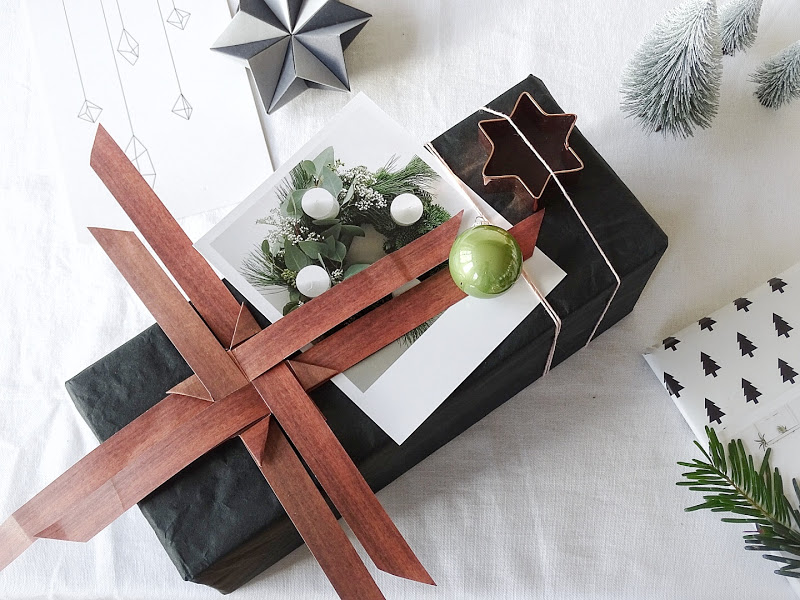 Auf der Mammilade|n-Seite des Lebens | Personal Lifestyle Blog | DIY-Idee | Geschenke ganz persönlich, individuell und stimmungsvoll mit eigenen Fotos kreativ verpacken | Idee für Weihnachten | Retro-Fotos und Fotobox