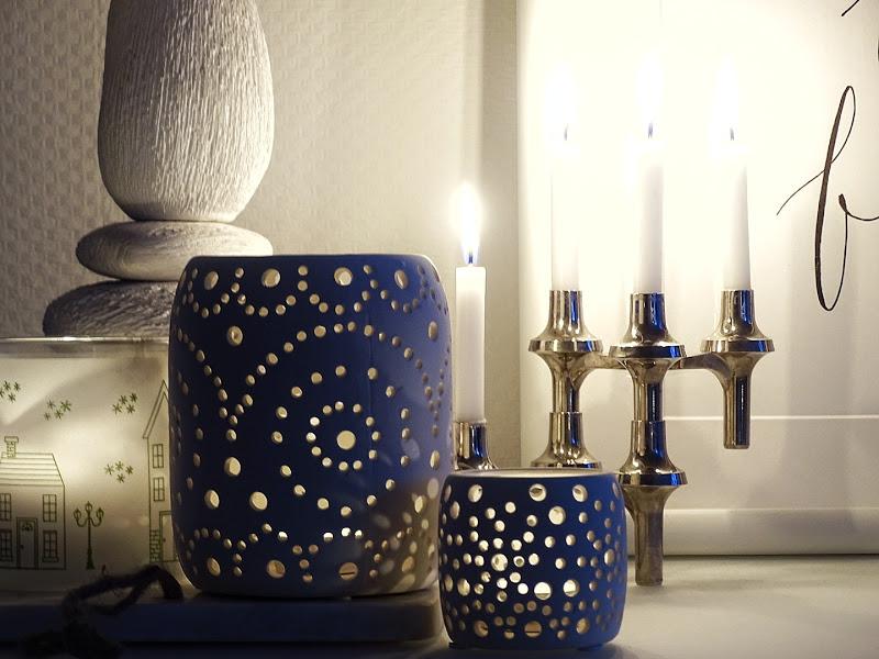Auf der Mammilade|n-Seite des Lebens | Personal Lifestyle Blog | 5 Lieblinge und Inspirationen der Woche | Kerzenschein, Teelichthalter von Broste Copenhagen und Vintage-Kerzenhalter