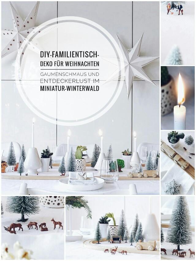 Auf der Mammilade|n-Seite des Lebens | Personal Lifestyle Blog | 5 Lieblinge und Inspirationen der Woche und Frohe Weihnachten | Weihnachtsdeko | Tischdeko für Familien zu Weihnachten