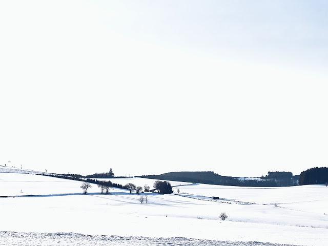 Auf der Mammiladen-Seite des Lebens | Personal Lifestyle Blog | 5 Lieblinge der Woche | Schnee-Winterlandschaft Sauerland