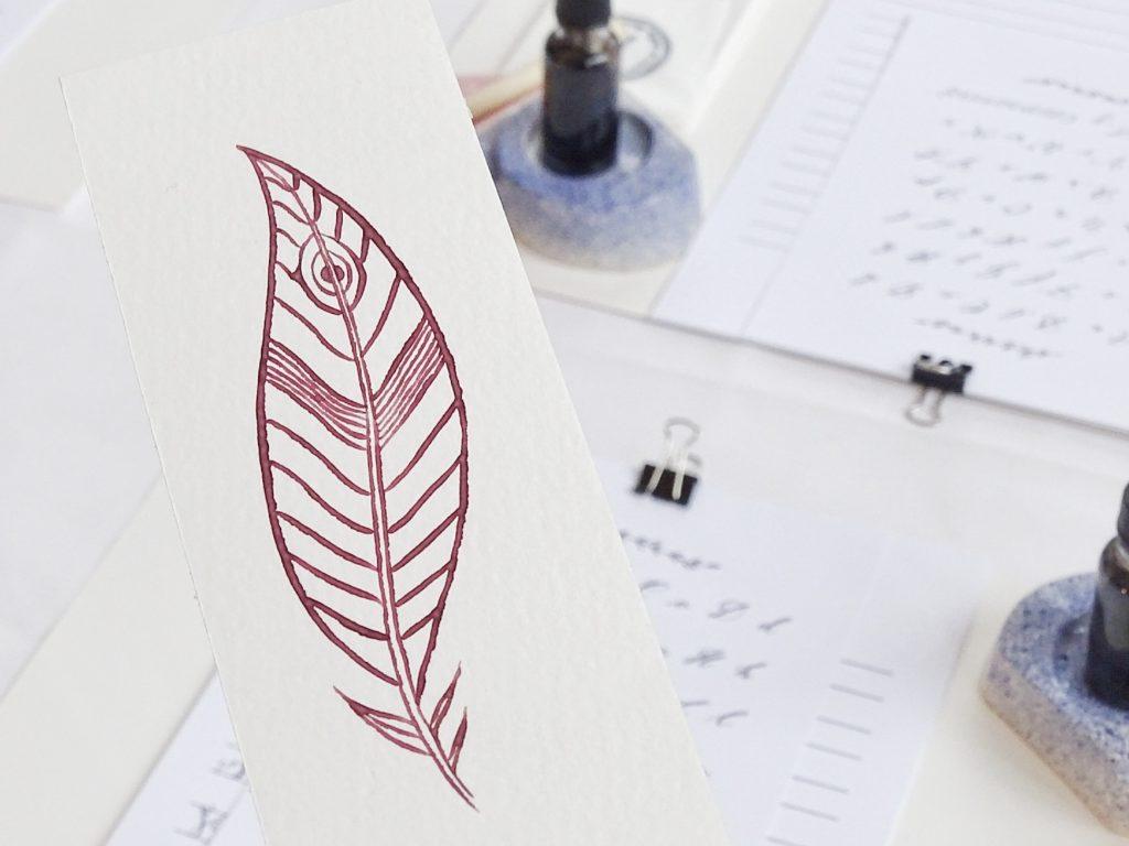 Auf der Mammilade|n-Seite des Lebens | Personal Lifestyle Blog | Kalligrafie | DIY | Jeannette Mokosch | Workshop