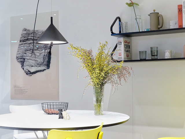 Auf der Mammiladen-Seite des Lebens | Personal Lifestyle Blog | Impressionen und Trends von der Internationalen Möbelmesse IMM 2017 in Köln | Messetouren mit SoLebIch und Blogst Lounge | Essecke Vitra