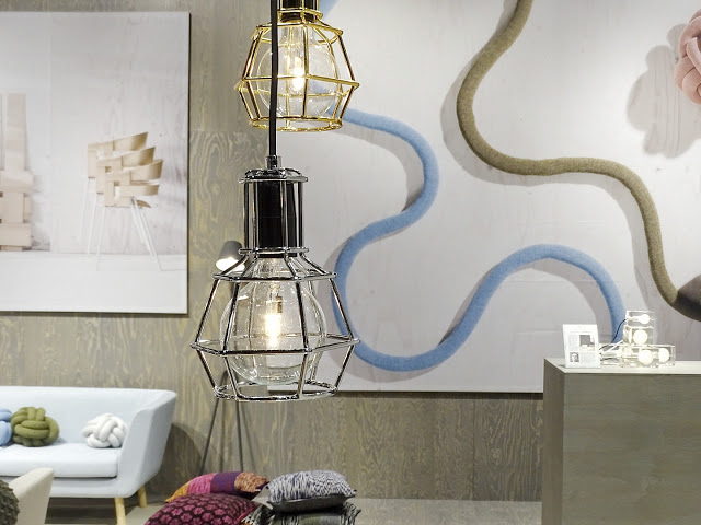 Auf der Mammiladen-Seite des Lebens | Personal Lifestyle Blog | Impressionen und Trends von der Internationalen Möbelmesse IMM 2017 in Köln | Messetouren mit SoLebIch und Blogst Lounge | Lampen Industrial Style Design House Stockholm