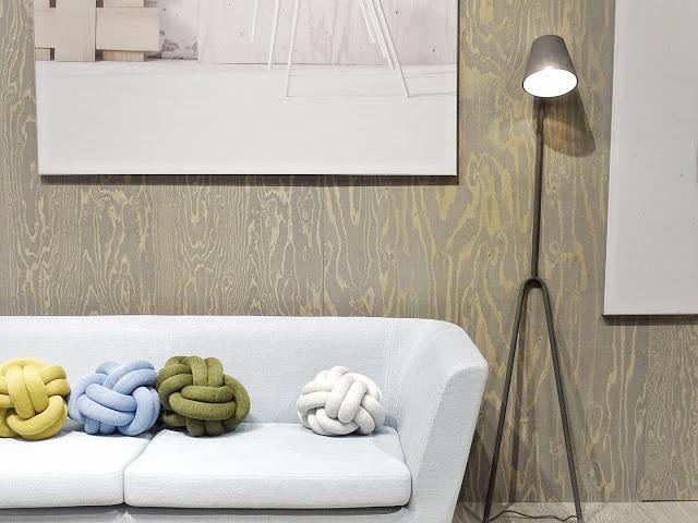 Auf der Mammiladen-Seite des Lebens | Personal Lifestyle Blog | Impressionen und Trends von der Internationalen Möbelmesse IMM 2017 in Köln | Messetouren mit SoLebIch und Blogst Lounge | Knotenkissen Design House Stockholm