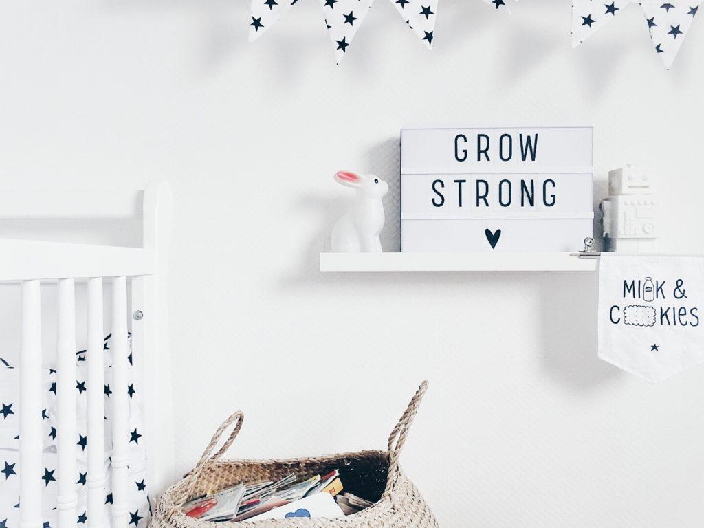 Auf der Mammilade-n-Seite des Lebens | Personal Lifestyle Blog | 5 Lieblinge, Weisheiten und Wohneinblicke mit viel Weiß der Woche | Einrichtungsideen fuer Kinderzimmer