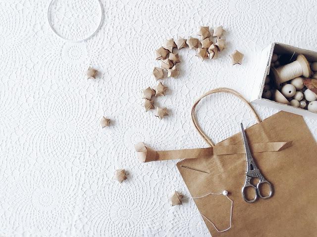 Auf der Mammilade-n-Seite des Lebens | Personal Lifestyle Blog | 5 Lieblinge, Weisheiten und Wohneinblicke mit viel Weiß der Woche | DIY mit Kraftpapier