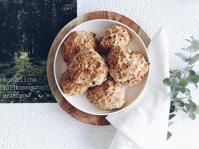 Auf der Mammilade-n-Seite des Lebens | Personal Lifestyle Blog | 5 Lieblinge, Weisheiten und Wohneinblicke mit viel Weiß der Woche | Rezept fuer Kakao-Quark-Brötchen