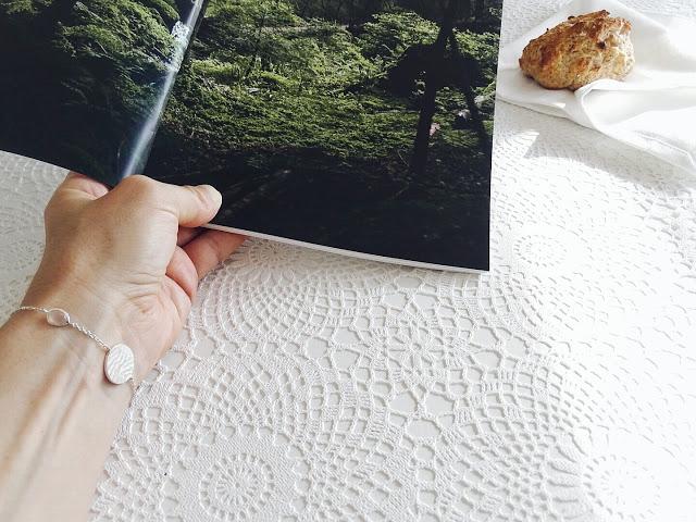 Auf der Mammilade-n-Seite des Lebens | Personal Lifestyle Blog | 5 Lieblinge, Weisheiten und Wohneinblicke mit viel Weiß der Woche | Rezept fuer Kakao-Quark-Brötchen | Katalog Pur Natur