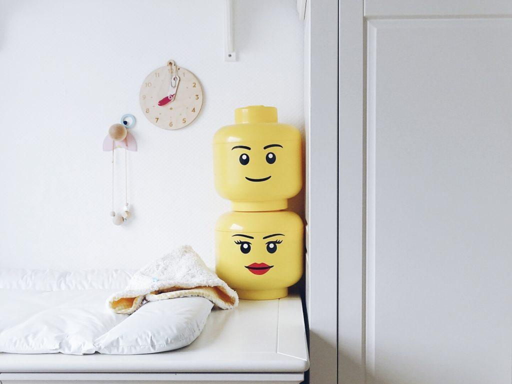 Auf der Mammilade|n-Seite des Lebens | Personal Lifestyle Blog | Lieblinge und Weiß|s|heiten der Woche | Dekoration und Inspiration Kinderzimmer | Lego Aufbewahrung