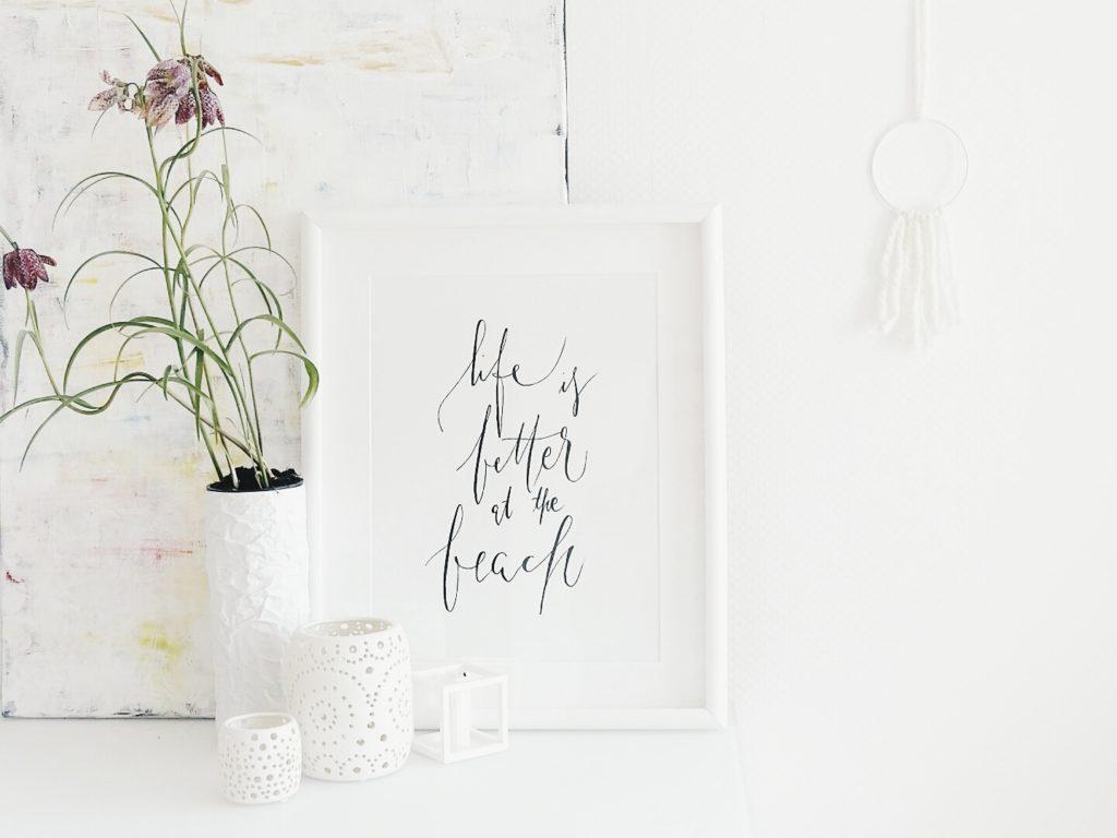 Auf der Mammilade|n-Seite des Lebens | Personal Lifestyle Blog | Lieblinge und Inspirationen der Woche #16 | Fruehlingsdeko | Schachbrettblume | einfaches Makramée mit Wollresten