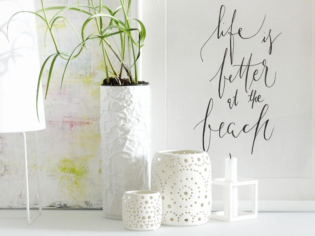Auf der Mammilade|n-Seite des Lebens | Personal Lifestyle Blog | Lieblinge und Inspirationen der Woche #16 | Fruehlingsdeko | Urban Jungle Blogger | Pflanzen in der Vase