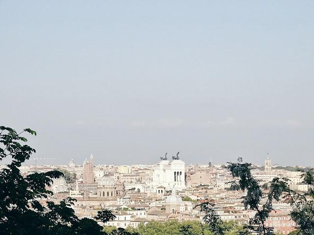 11 Tipps für entspanntes Sightseeing mit Kindern | Familien-Städte-Trip nach Rom | Ausblick Gianicolo Rom | Personal Lifestyle, DIY and Interior Blog | Auf der Mammiladen-Seite des Lebens