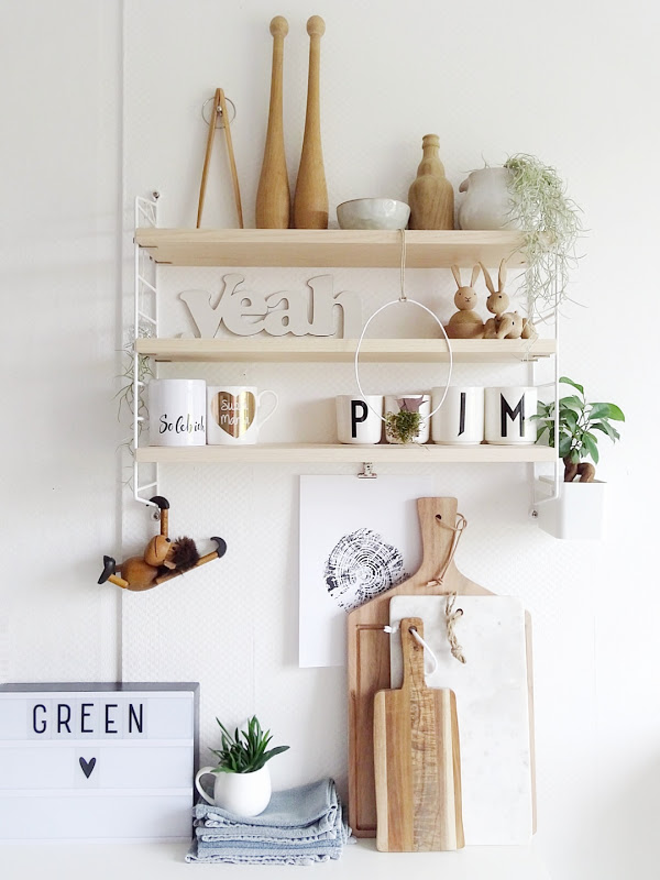 Deko-Ideen und Blumensträuße mit Pflanzen gestalten | Küchen-Styling-Ideen | Lieblinge und Inspirationen der Woche | Personal Lifestyle, DIY and Interior Blog | Auf der Mammiladen-Seite des Lebens