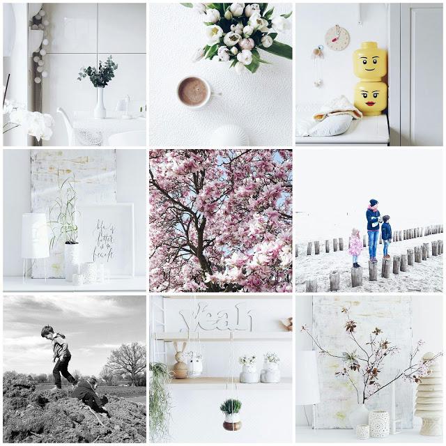 Monatsblick März | Was den Monat für mich so gut gemacht hat und der Blick zurück in das April-Blog-Archiv der letzten zwei Jahre | Auf der Mammilade|n-Seite des Lebens | Personal Lifestyle and Interior Blog