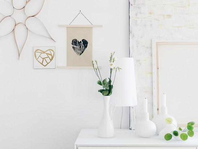 DIY Druck mit Baumholzscheiben | Über das Bloggen ohne Nische plus Monatsblick April und Mail | Personal Lifestyle, DIY and Interior Blog | Auf der Mammiladen-Seite des Lebens