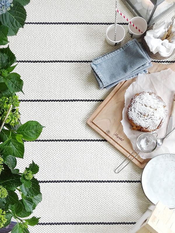 Vanillekuchen mit Blaubeeren, Indoor-Picknick & Deko-Ideen | Lieblinge und Inspirationen der Woche | Personal Lifestyle, DIY and Interior Blog | Auf der Mammiladen-Seite des Lebens