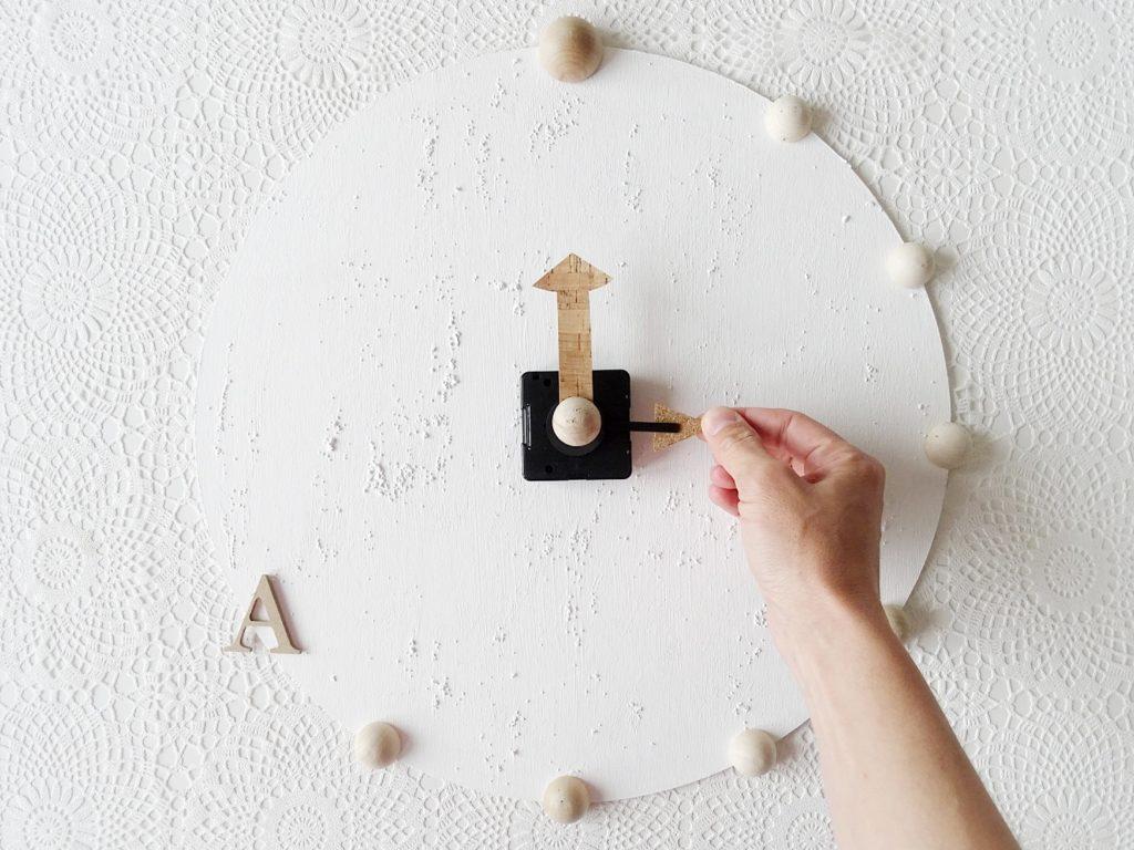 DIY-Wanduhr mit Holz und Kork | 5 Lieblinge am Freitag | www.mammilade.blogspot.de | Personal Lifestyle Blog