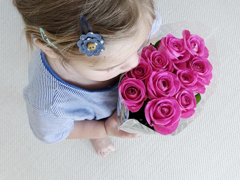 Rosen schenken | www.mammilade.blogspot.de | Lieblinge, Motive und Momente am Freitag