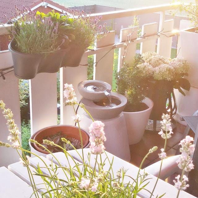 Ideen Balkon-Gestaltung | 12 Nachmach-Tipps und DIY-Ideen im Juni | www.mammilade.blogspot.de
