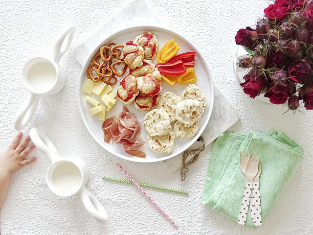 Rezept schnelle Mini-Pizzen und Mini-Fladenbrote aus der Pfanne - 10 Nachmach-Tipps und DIY-Ideen im Juli - www.mammilade.blogspot.de