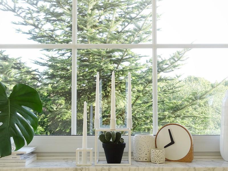 Deko-Idee für Fensterbänke - https://mammilade.blogspot.de - 5 Lieblinge der Woche