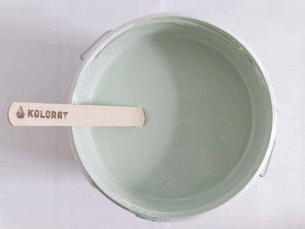 Küchen-Makeover mit neuer Wandfarbe in Mint - www.mammilade.blogspot.de