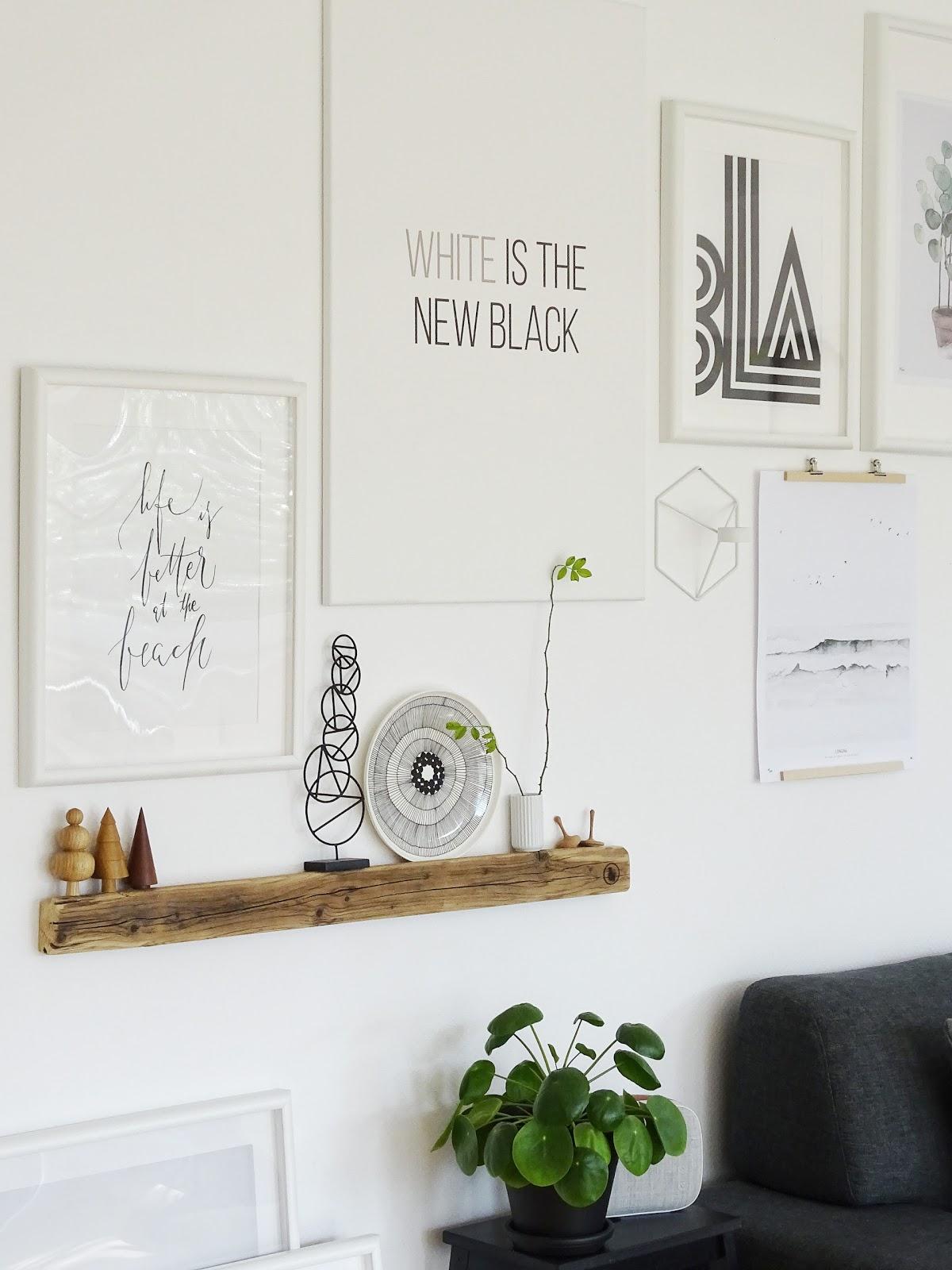 Pin von Nadine auf Ideen Wohnung | Wandregal, Wandregal