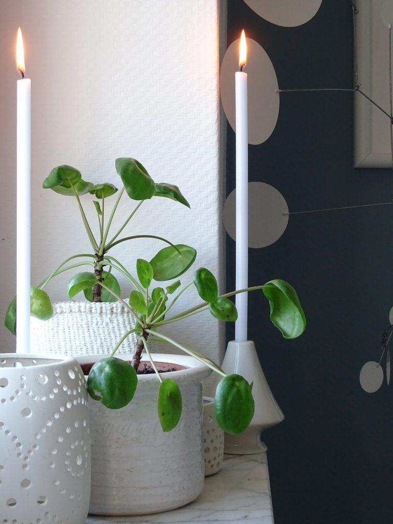 Harmonisches Fresh-up im Schlafzimmer und gemütliches Wohnen - https://mammilade.blogspot.de