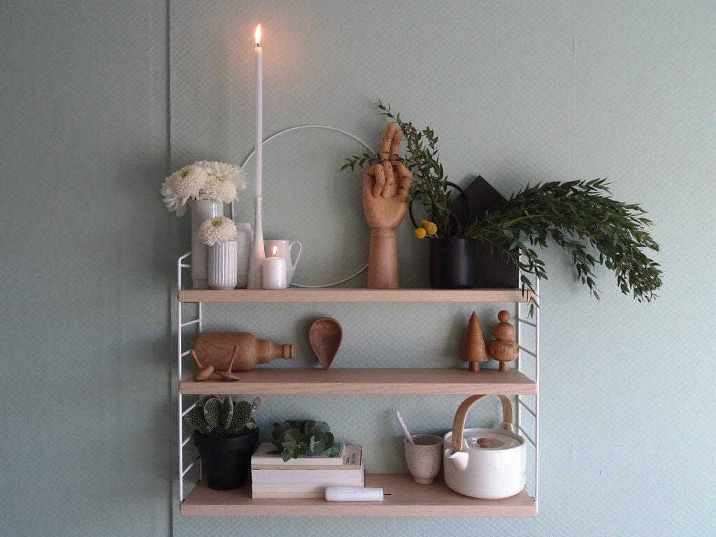 Deko-Ideen für Regale, Sideboards und Co - Mitmachaktion 'Me, mySHELF and I - Das Shelfie-Selfie - https://mammilade.blogspot.de