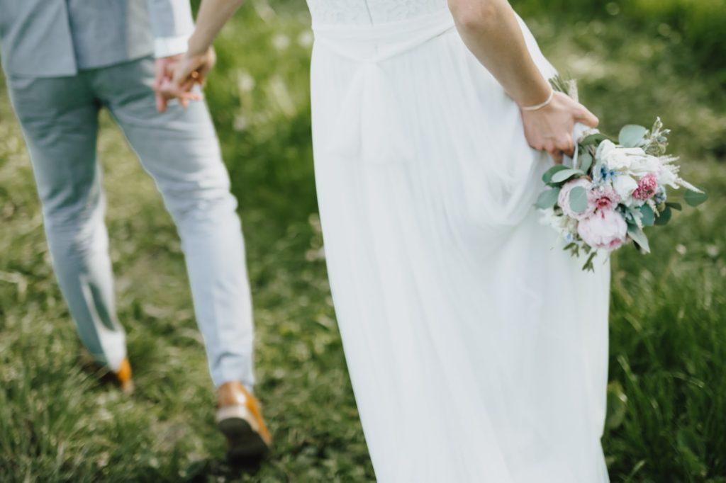Eine romantische, moderne Vintage-Hochzeit - www.mammilade.blogspot.de