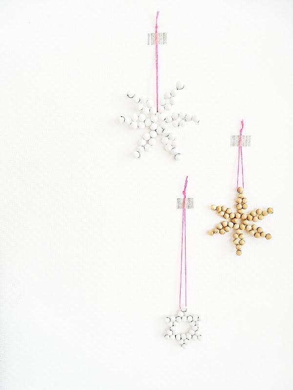DIY-Sterne aus Papier und Holz - 14 DIY-Nachmach-Ideen, Deko-Inspirationen und Rezepte für den Dezember und Weihnachten - https://mammilade.blogspot.de