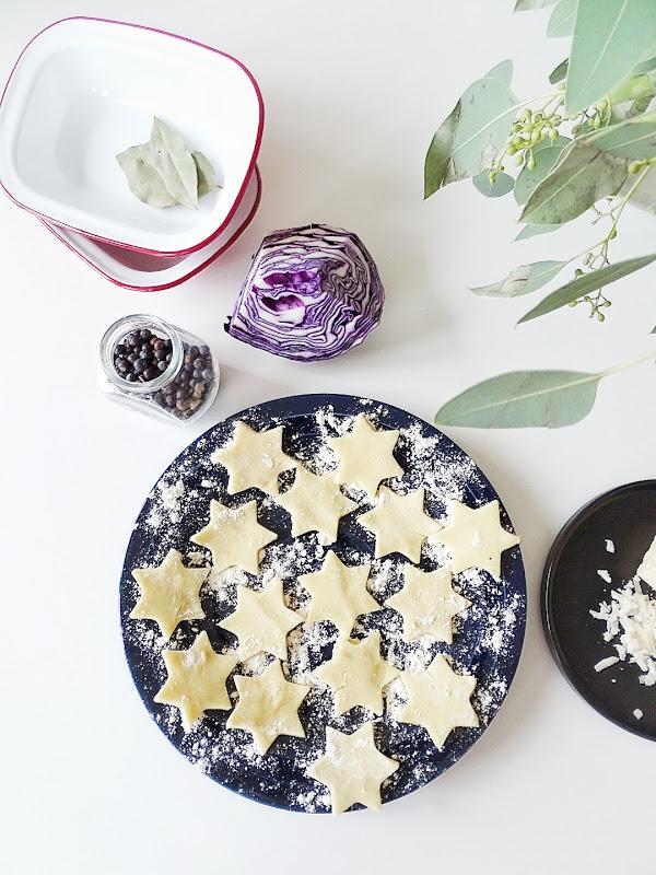 Rotkohl-Pie - 14 DIY-Nachmach-Ideen, Deko-Inspirationen und Rezepte für den Dezember und Weihnachten - https://mammilade.blogspot.de