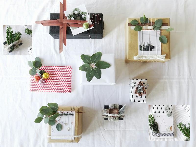 Geschenke ganz persönlich, individuell und stimmungsvoll mit eigenen Fotos kreativ verpacken - 14 DIY-Nachmach-Ideen, Deko-Inspirationen und Rezepte für den Dezember und Weihnachten - https://mammilade.blogspot.de